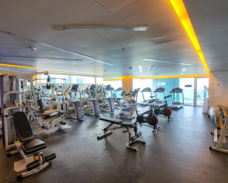 Gym ESTELAR Cartagena de Indias Hotel & Convention Centre Cartagena de Indias