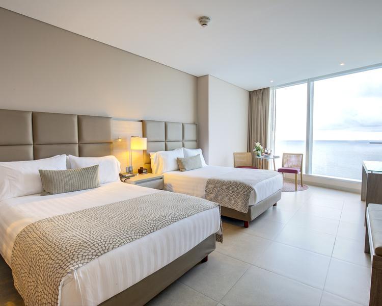 Twin Room ESTELAR Cartagena de Indias Hotel & Convention Centre Cartagena de Indias