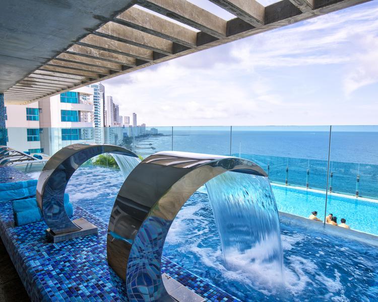 Jacuzzi ESTELAR Cartagena de Indias Hotel & Convention Centre Cartagena de Indias